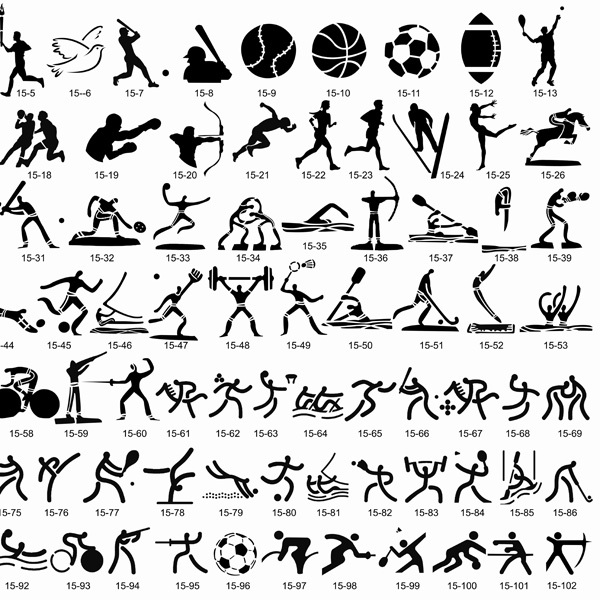 Aliexpress Buy Hot Sale 100 Designs Sports Airbrush Body – Tattoo Template