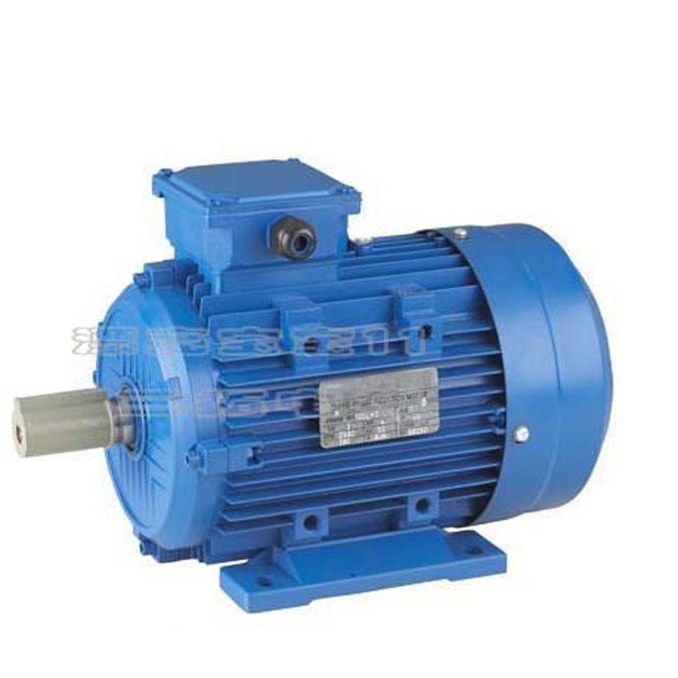 0.25kW 2720rpm 0.18kW 1310rpm AC 220V 380V 3-phases High Speed Motor Horizontal Installing