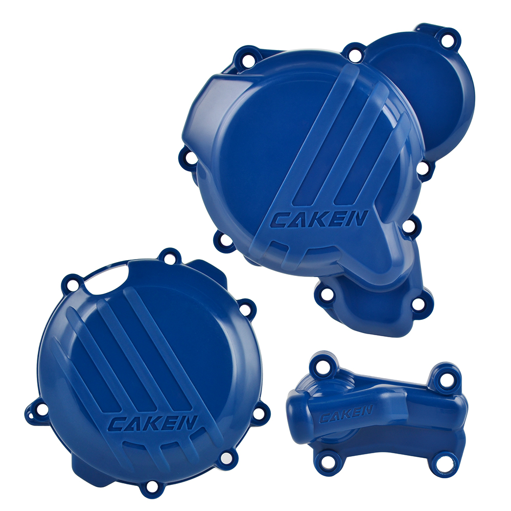Clutch Guard Water Pump Cover Ignition Protector For Husqvarna TE TC TX 250 250i 300 300i TE250 TE250i TE300 TE300i 2017 - 2019