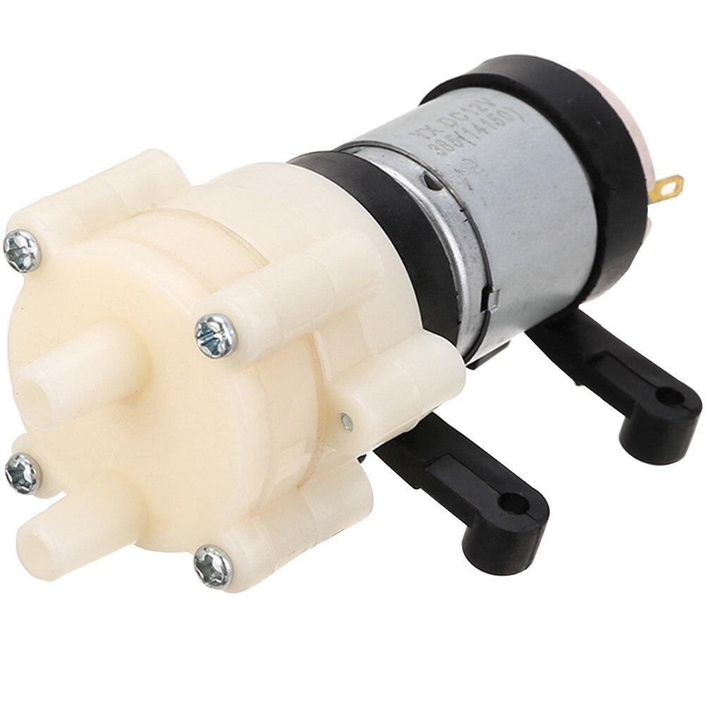 Pumpen, Teile Und Zubehör 1 Stück Neue Selbst Pumpe Mayitr Spray Motor Dc12v Für Frische Wasser Dispenser Miniatur Membran Frische Wasserpumpe 90 40*35mm StraßEnpreis