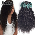 3 Bundles Wet And Wavy Brazilian Virgin Hair Water Wave Curly Weave Human Hair Extensions Ruiyu Virgin Brazilian Curly Hair