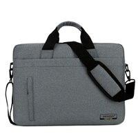 14 15 15 6 Inch Laptop Shoulder Messenger Bag Man Women Notebook Computer Sleeve Bag Men