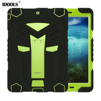 Case For Fundas Apple Ipad Air 9 7 Inch Trending Style PC Soft Silicon Hybrid Coque
