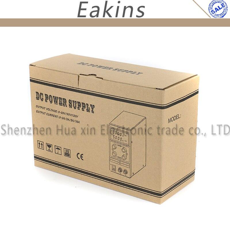 KPS3010DF 0-30 V/0-10A 110 V-230 V 0,01 V/0.001A UE Digital LED de conmutación ajustable fuente de alimentación DC mA Pantalla de 4 dígitos - 4