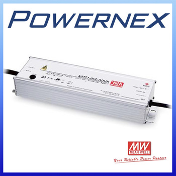 [PowerNex] MEAN WELL original HVGC-240-1050B 114.3 ~ 228.6V 1050mA meanwell HVGC-240 240W LED Driver Power Supply B Type