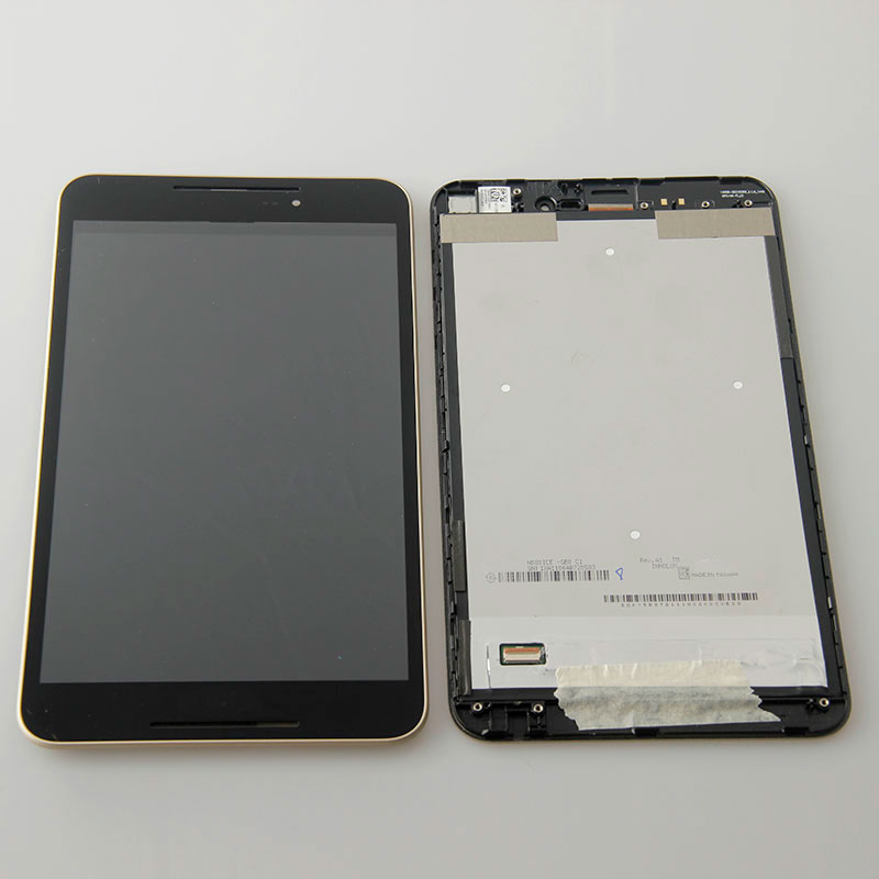 8 LCD Display Panel & Touch Screen Digitizer Sensor Glass assembly with frame for Asus Fonepad 8 FE380CG FE380 ME380 FE380CXG