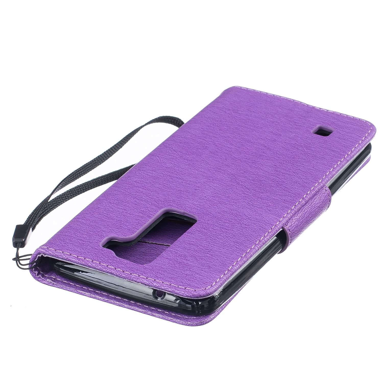 lg flip phone purple. flip case for lg k8 4g lte k350 n e ds phone leather cover lgk8 k350e k350n k350ds k350f k 350 350e 350n 350ds 350f-in cases from lg purple g