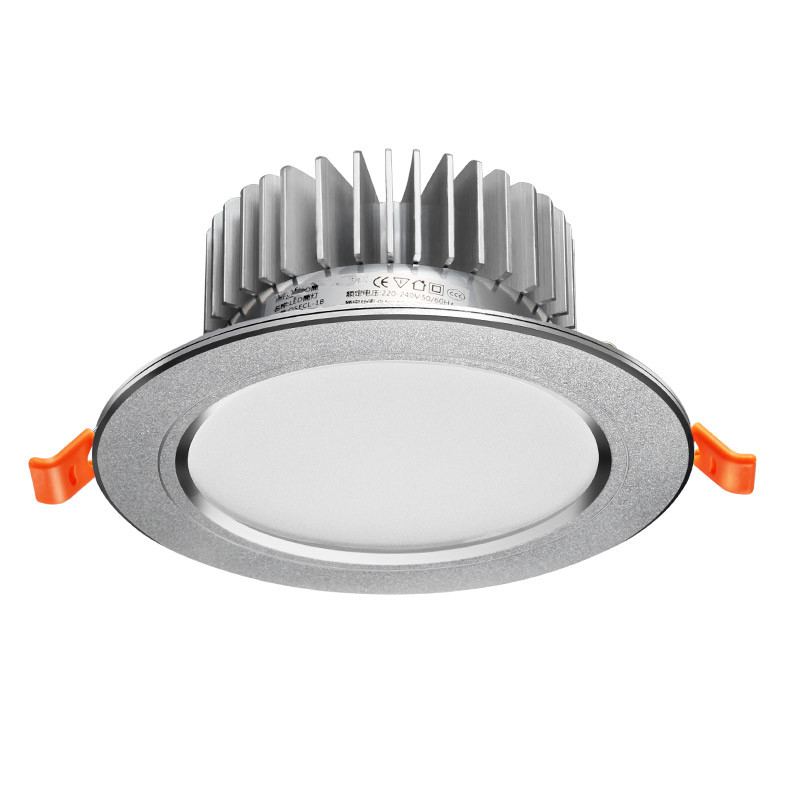 LED white warm white downlight furniture High quality 3W 5W 7W 15W 18W 24W ceiling spotlights ceiling embedded single hole lamp in Ceiling Lights from Lights Lighting