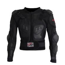 オートバイのジャケットの装甲冬のジャケットの男性シャター耐性レースフルボディプロテクターポリエステル屋外乗馬ギア衣類