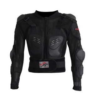 Image 1 - Motorcycle Jacket Armor Winter Jacket Men Shatter Resistant Racing Full Body Protector Polyester Outdoor Riding Gear Clothing