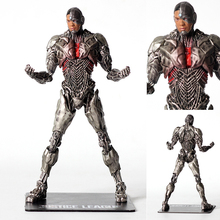 DC Justice League Cyborg Statue ARTFX + STATUE Victor Stone 1/10 Scale Super Hero Figure NFI0