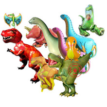 animal balloons dinosaur party shaped children decoration large giant dinosaurs inflatable toys