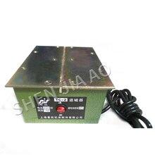 TC-2/TE-208 прочная металлическая форма аппаратный инструмент 220 В измерительный инструмент Настольный плоский размагничиватель