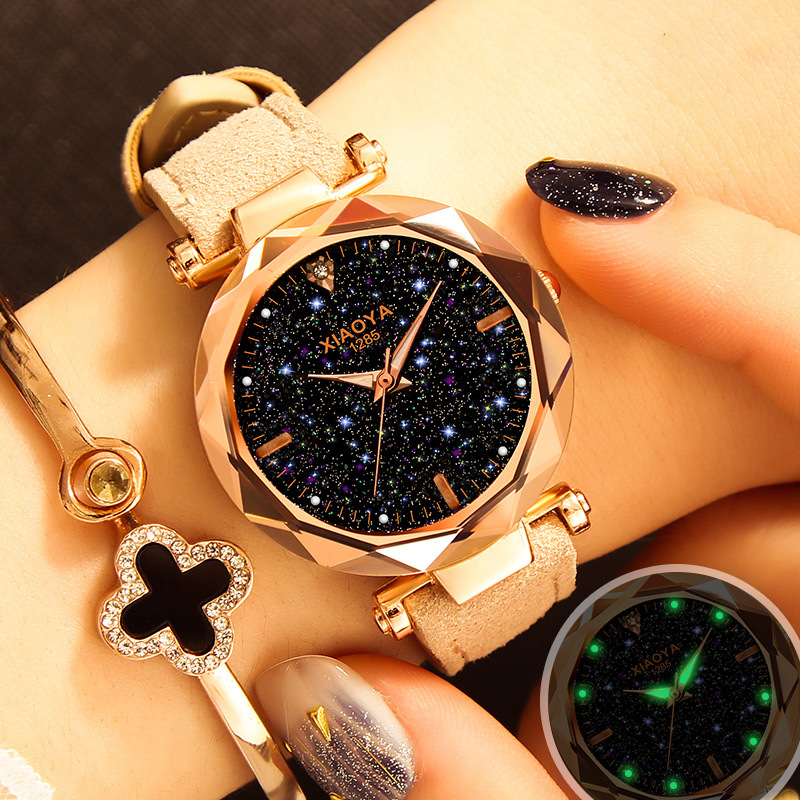 Rose Gold Women Watches Fashion Luxury Dress Quartz
