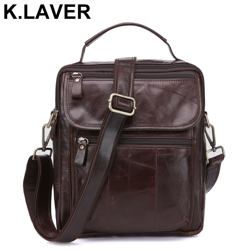 New Genuine Leather Business Casual Men Messenger Crossbody Male Travel Bag Handbag Cowhide Leather Men's Totes Shoulder Bags luxury genuine leather bag fashion brand designer women handbag cowhide leather shoulder composite bag casual totes
