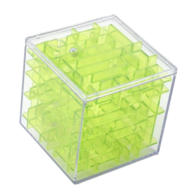 Cube Labyrinth