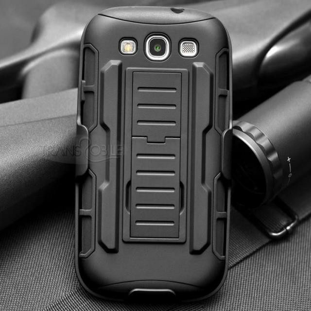 wholesale dealer 912e8 aac9d US $4.69 |Armor Case For coque Samsung Galaxy S3 Neo Case Cover i9300 Heavy  Duty Case for coque Samsung S3 Case Cover +Belt Clip Holster-in Holsters &  ...