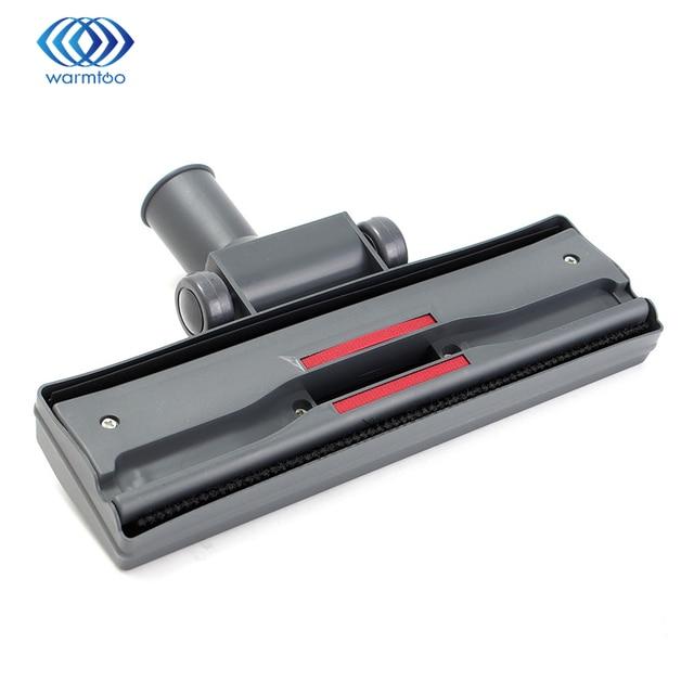 32mm Universal Vacuum Cleaner Slim Hoover Brush Head Hard Floor Tool with Wheels Home Appliance Parts