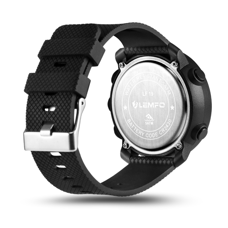 Hot Sale LF19 Bluetooth Smart Watch Blacklight Waterproof Sports Monitor  Call Message Reminder Activity Monitor Remote Camera-in Smart Watches from  Consumer ... 6d471f84b6