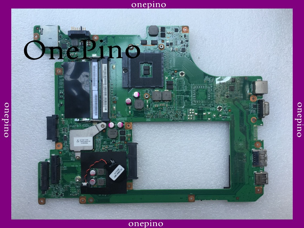 48.4JW06.011 подходит для lenovo B560 материнская плата для ноутбука hm55 полностью протестирована рабочих