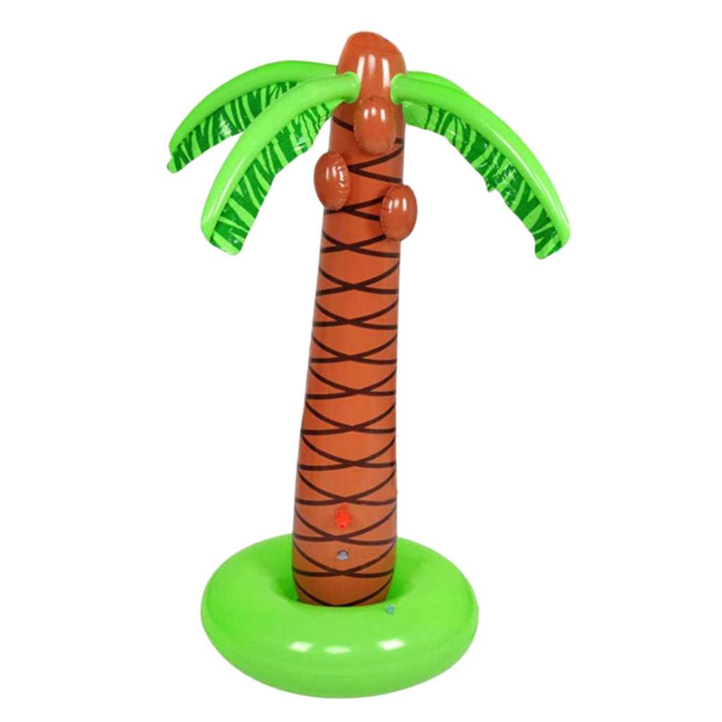 Водяной Спринклерный шар надувная Кокосовая пальма игрушка поливальная машина спрей пляжный шар спреи вода на открытом воздухе вода играть спринклеры
