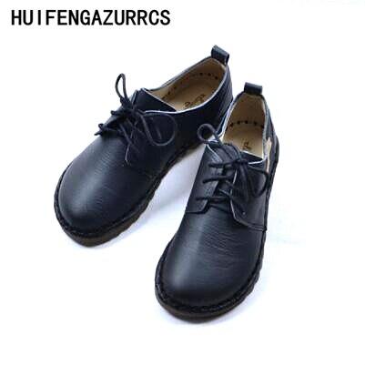 HUIFENGAZURRCS-New Mori girl Art wind all-match Dichotomanthes soft soled shoes Female Students Japanese retro shoes,4 colors huifengazurrcs female art retro real