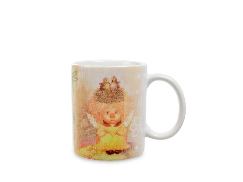 Mug ARTANGELS. RU, Angel family happiness, 300 ml angel 300