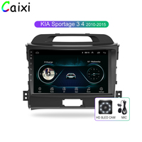 CaiXi Car Radio Multimedia DVD Player for KIA Sportage 2011 2012 2013 2014 2015 Car Android 8.1 2din Gpa navigation Video Player