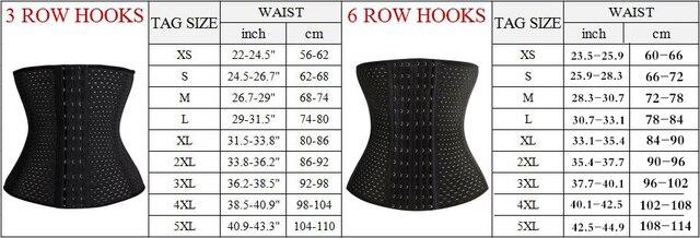 مدرب خصر حزام الكورسيهات الصلب الجوفاء محدد شكل الجسم النساء بعد الولادة الفرقة مثير مشدات الصدار النمذجة حزام سينتا modeladora 5