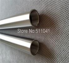 1 шт. Titanium thread tube Grade 5 Gr.5 Труб OD32mm х 26 мм ID, стены 3 мм, Длина 350 мм