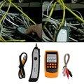 Promoção Localizador De Rede Cable Tester Linha Rastreador Telefone RJ11 RJ45 Fio Tracer