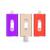 Para iphone6 plus 6 5S memoria usb flash drive hd vara Dual purpose iOS Android móvel MicroUSB OTG Pendrive de 32 GB 64 GB