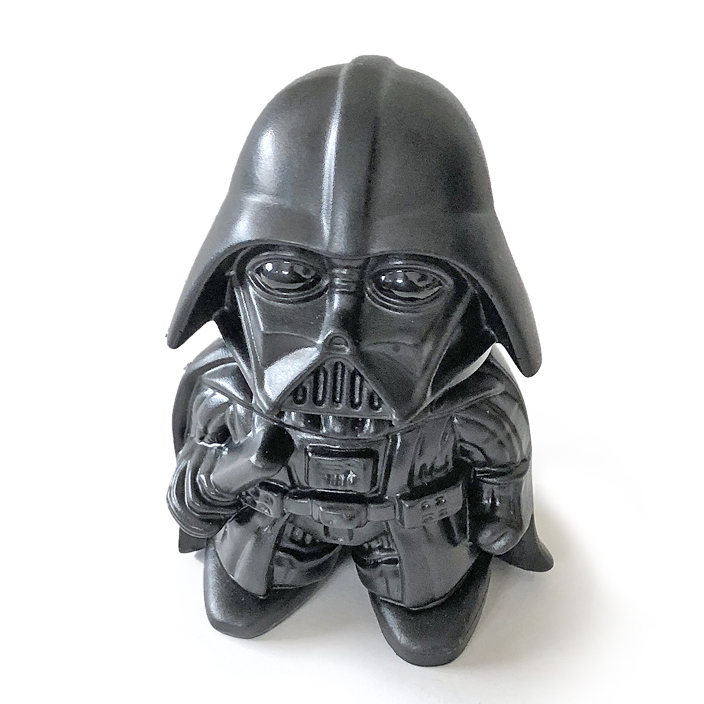 GERUI Star Wars Darth Vader BB-8 Droid Herb Grinder Zinc Alloy Creative Design Tooth Tobacco Grinder Smoking Accessories