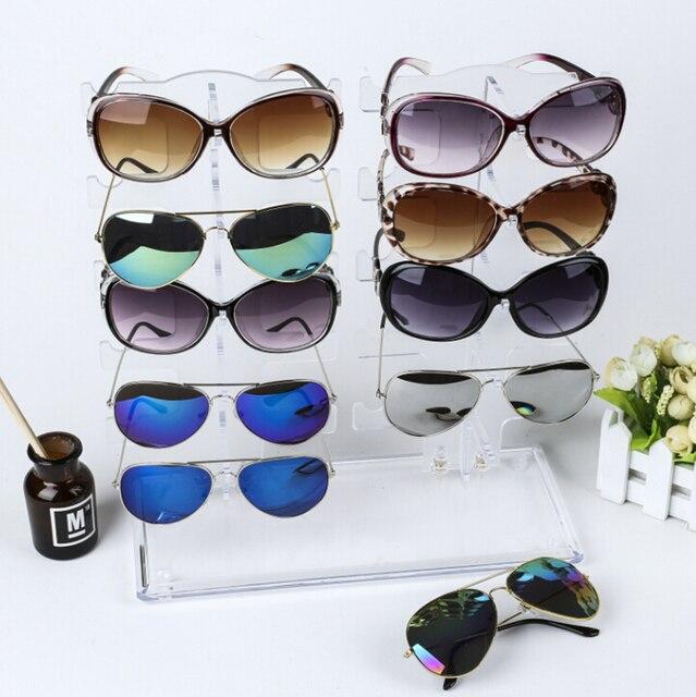 eb1146be4751 Sunglasses Rack Sunglasses Holder Glasses Display Stand-in Storage ...