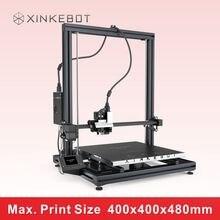 2016 XINKEBOT ORCA2 Лебедь 3D Принтер для Больших и Малых Прототипы с Высокой Точностью с Большой Размер Моделирование 400*400*480 мм