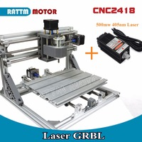 CNC 2418 GRBL Control Diy CNC Machine Working Area 24x18x4 0cm 3 Axis Pcb Pvc Milling