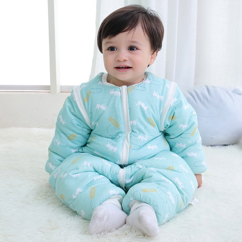 AJLONGER Baby Sleeping Bags Kids Sleeping Sack Infant Toddler Sleeping Bag Sleep Bag 0 1 2 3 4 5 Year Baby Sleepsack