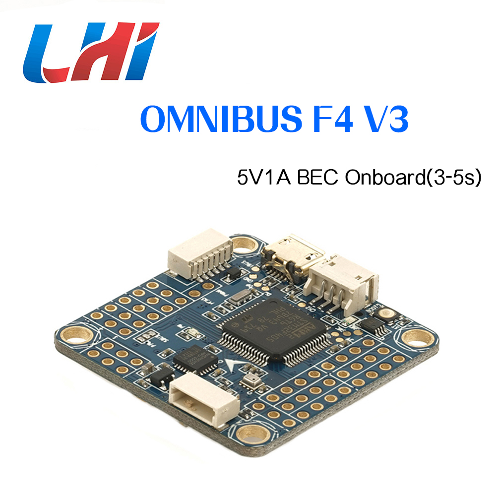 Omnibus F4 V3 control drones with Airbot rc plane Authentic remote controlador h