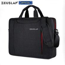 ZEUSLAP сумка для ноутбука 11 12 13,3 14,1 15,4 15,6 Водонепроницаемый нейлон Тетрадь Сумка-почтальон для Dell 14 15,6 сумка для ноутбука