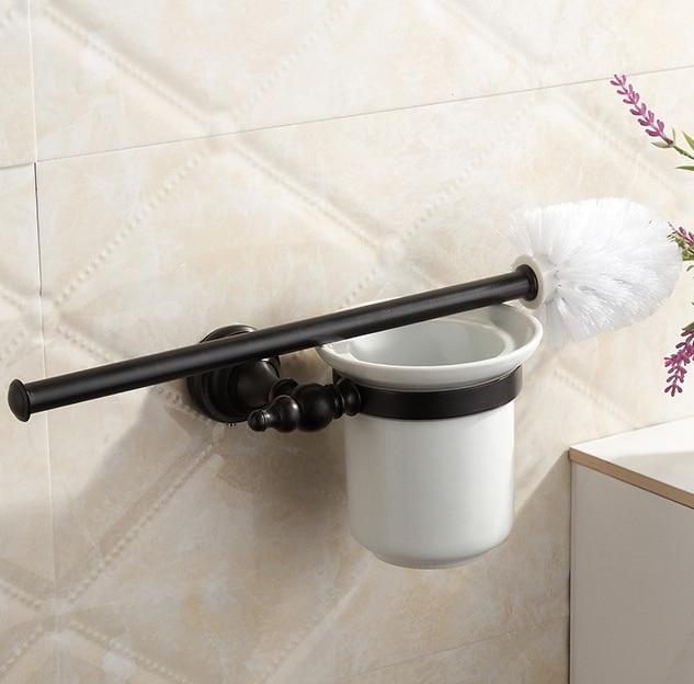 Luxury Bathroom Accessories, High Quality Copper Black