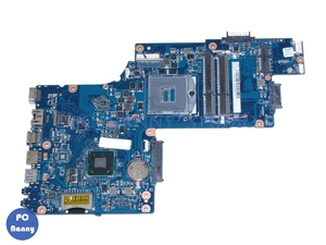 NOKOTION for Toshiba Satellite C855 C850 Intel Laptop Mainboard Motherboard s989 H000052590 HM77 HD4000 Graphics