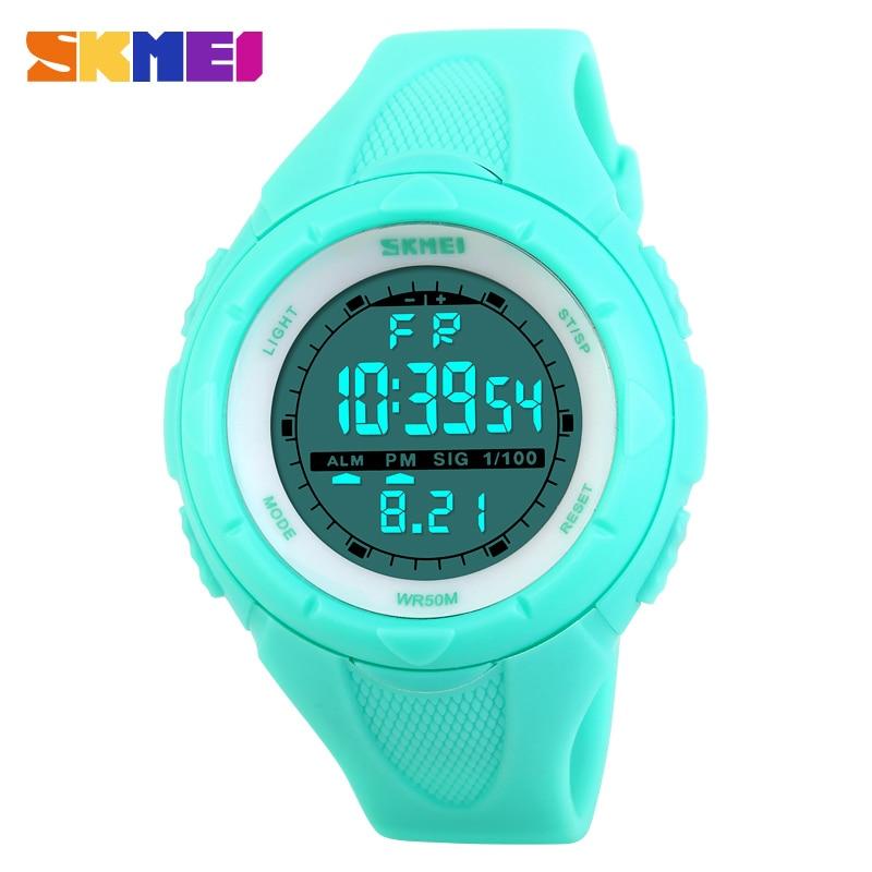 Watches Aggressive Skmei New Kids Watches Sports Style Waterproof Wristwatch Alarm Clock Luminous Digital Watches Relogio Children Watch