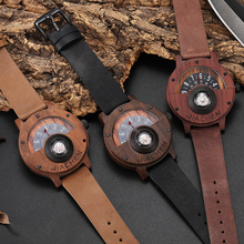 Creative Men Wood Watch Mens