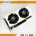 Для Офиса 1 ГБ DDR5 192Bit GTX550TI Видеокарта ПК pci-express Пласа-де-Видео carte graphique Видеокарта для Nvidia geforce