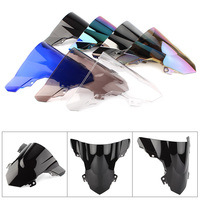 Motorcycle Windproof Windshield Windscreen For BMW S1000RR 2015 2016 2017