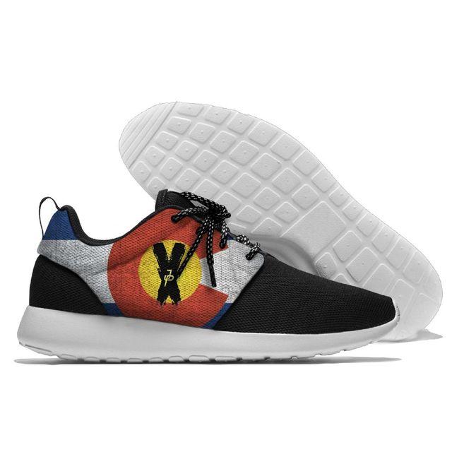 6ac586cee92e8 Logan Pual X Cross Logo Men And Women s Running Sneaker Lightweight Walking  Jack Paul Fans Sports Outdoor Shoes Breathable Mesh
