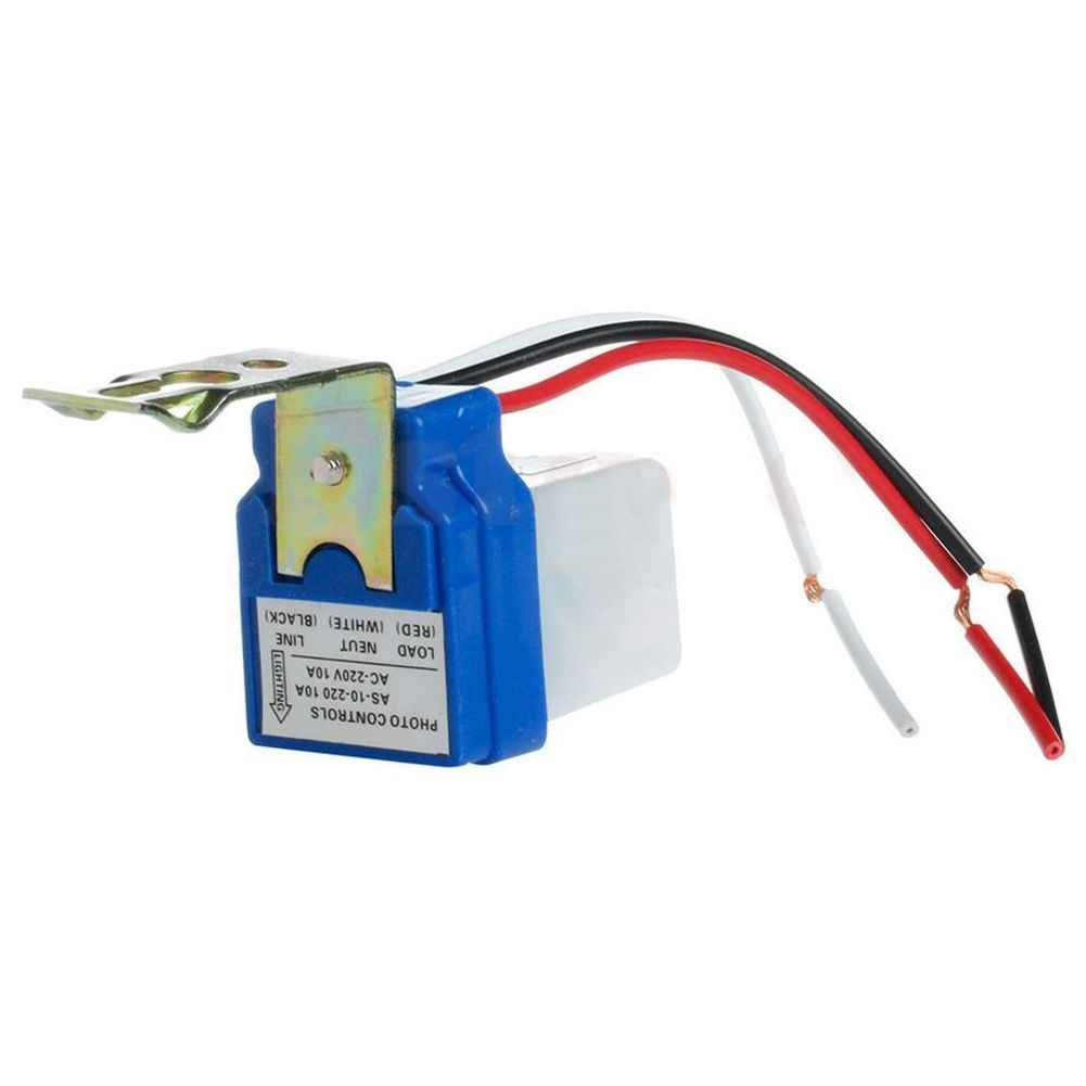 small resolution of sensor switch ac dc 12v street lights automatic control light light day and night detection control