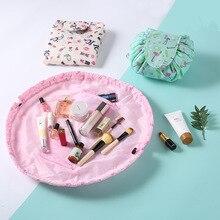 Makeup Drawstring Organizer Bag