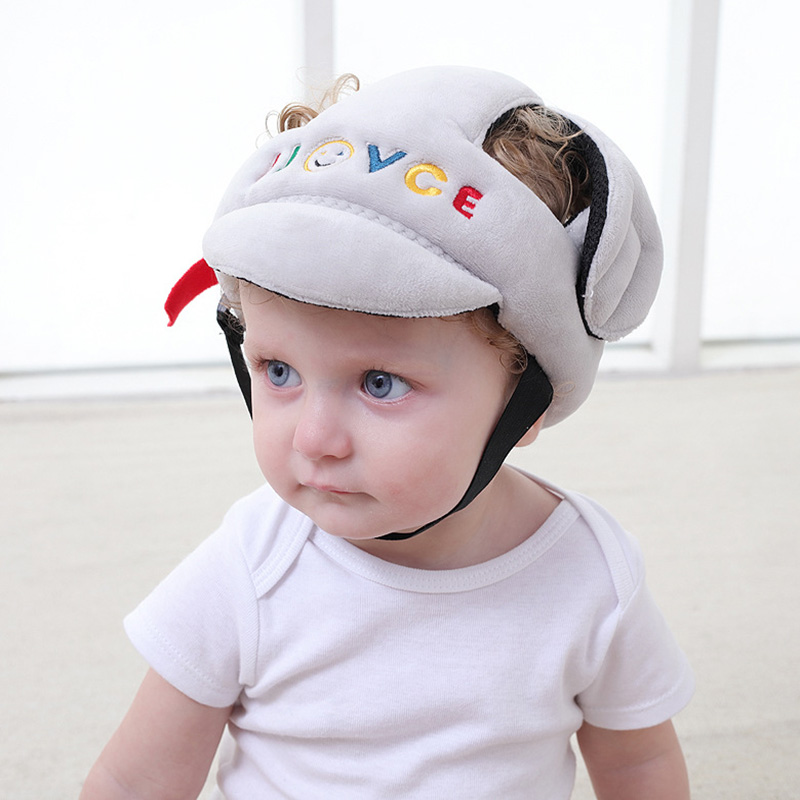 Mother & Kids Nice Baby Toddler Caps Anti-collision Soft Protective Safety Hat Helmet Adjustable Baby Pillows Refreshment