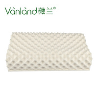 2017new Arrival Vanland CL303 Latex Massage Body Relieved Natural Latex Pillow